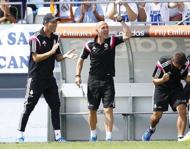 Zidane raconte cash ses discussions avec Bordeaux