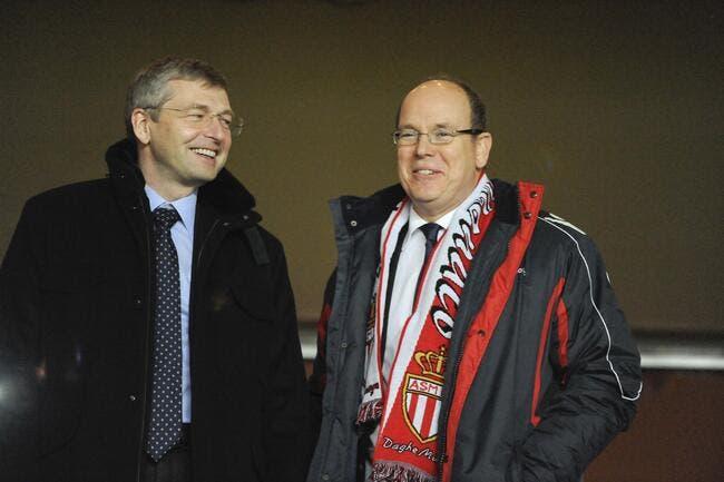 Le patron revient (enfin) voir jouer Monaco