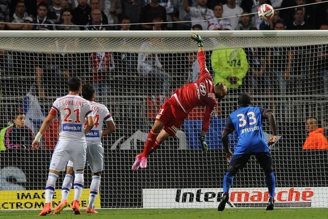 Anthony Lopes désigné MVP de la 5e journée de Ligue 1