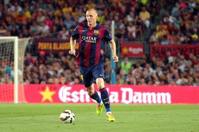 Jérémy Mathieu plus rapide que Messi ?