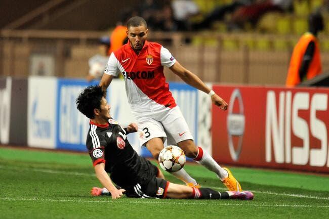 Monaco reconnaît un peu de chance face à Leverkusen