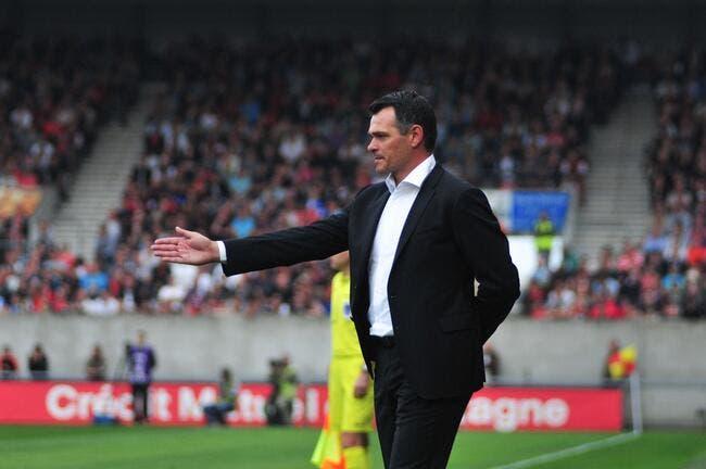 Sagnol pense à changer de tactique à Bordeaux