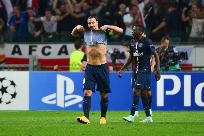 Ibrahimovic, VDW, Pastore, une grogne au PSG ?