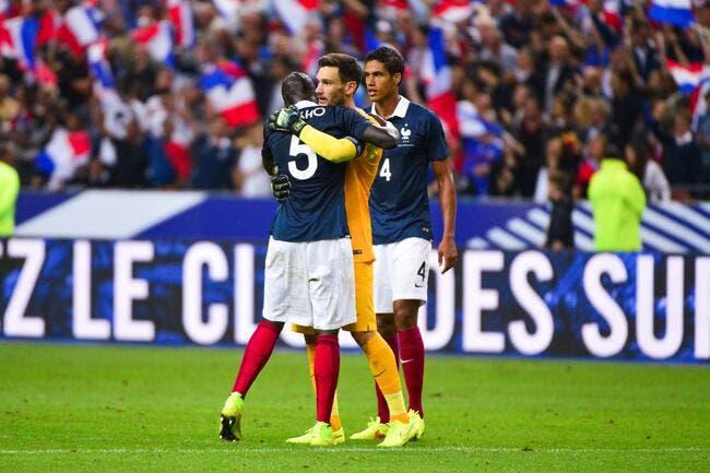 La France 9e au classement FIFA