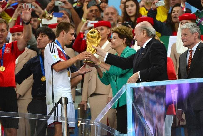 Messieurs de la FIFA, merci de rendre votre cadeau