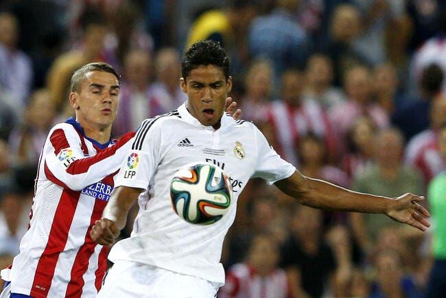 Officiel : Varane prolonge au Real jusqu'en 2020
