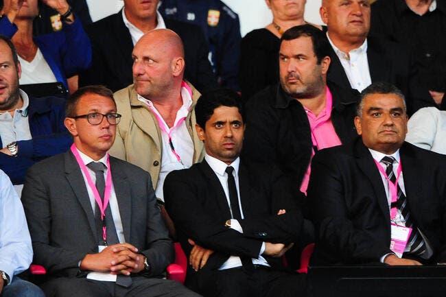Puni par l'UEFA, le PSG va enrichir ses concurrents