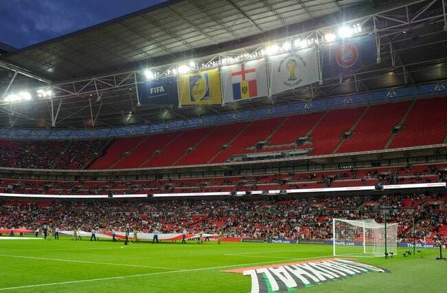 La finale de l'Euro 2020 à Wembley