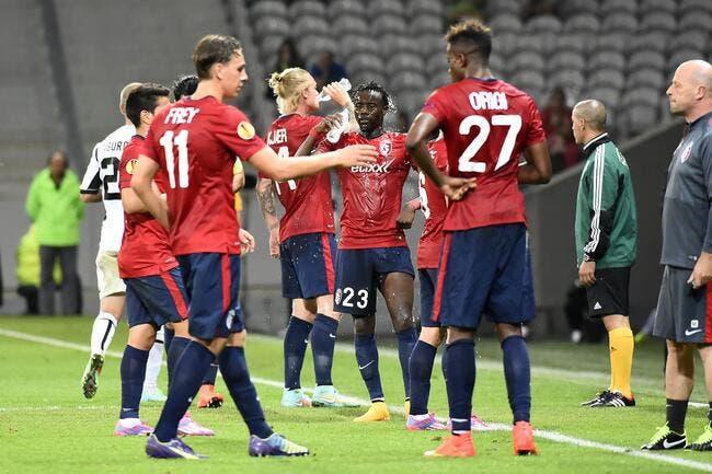 Football coupe d 39 europe m n s flippe pour le losc et l asse en europe europa league lille - St etienne coupe d europe ...