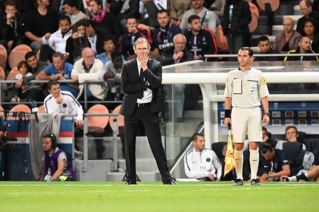PSG-Barcelone, Blanc va jouer gros