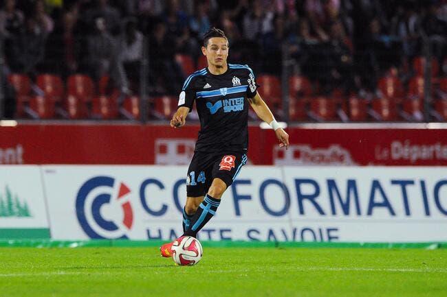 Thauvin jure fidélité à l'OM malgré l'Inter Milan