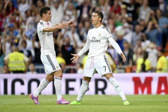 La Corogne - Real Madrid : 2-8