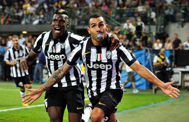 Milan AC - Juventus : 0-1