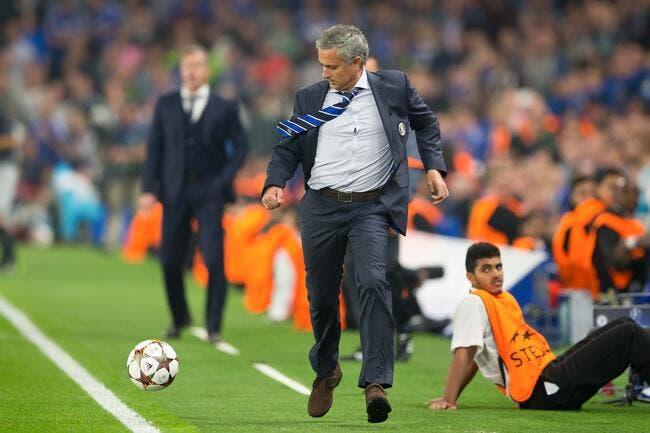 Mourinho veut priver le PSG et City de Ligue des champions !