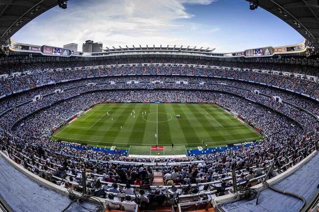 Le Real Madrid vise 500ME pour l'Abu Dhabi Bernabeu