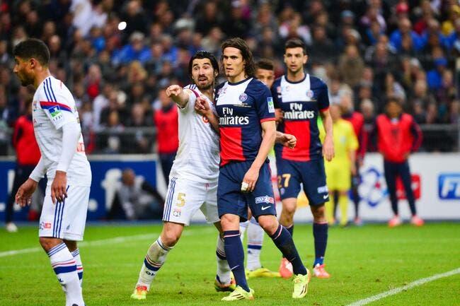 Spectateurs de PSG-OL, Lyon veut vous faire pleurer