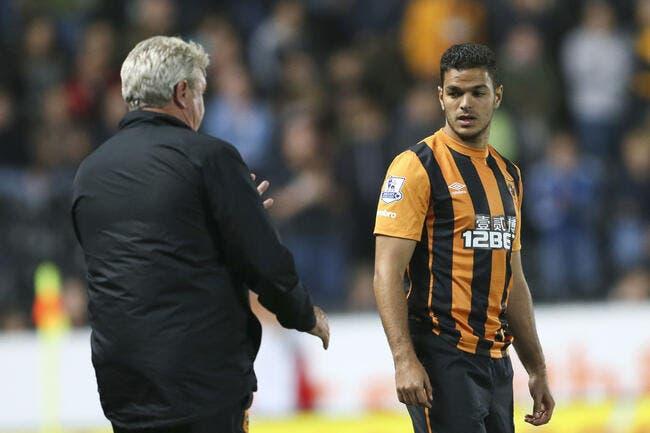 Avec Newcastle, Ben Arfa l'a très mauvaise