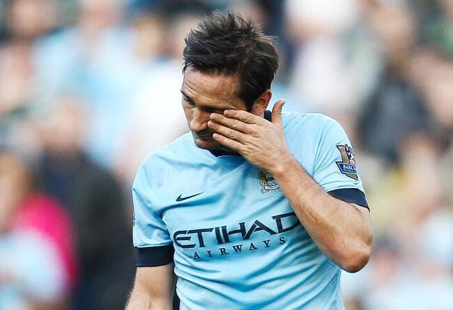 Entre Chelsea et City, Lampard était « coincé »