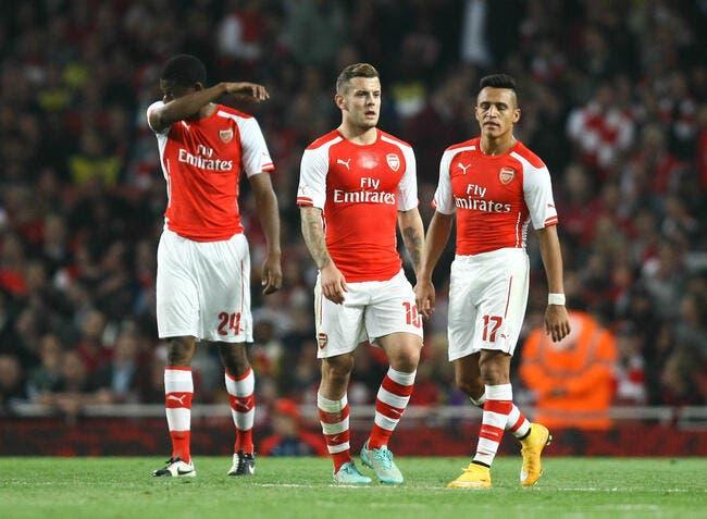 Arsenal au tapis, Liverpool au marathon