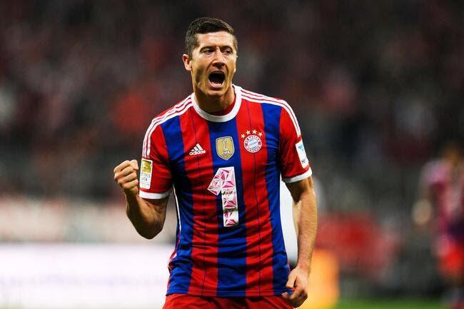 Bayern Munich – Paderborn 4-0