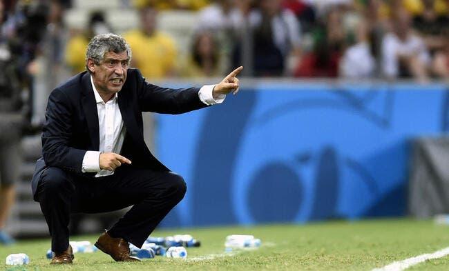Fernando Santos nouveau sélectionneur du Portugal