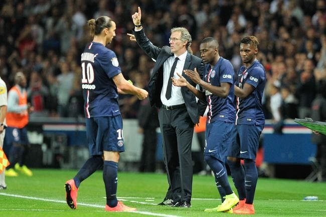 Le PSG n'a aucun plan B pour remplacer Laurent Blanc