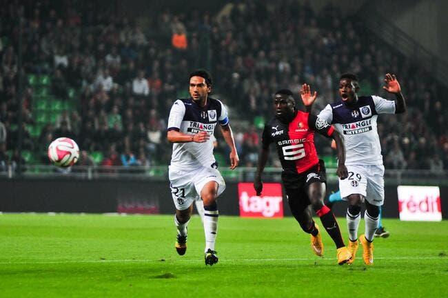 Le TFC colle une petite fessée à Rennes