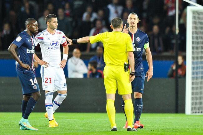 Ibrahimovic a joué «avec des piqûres» contre l'OL