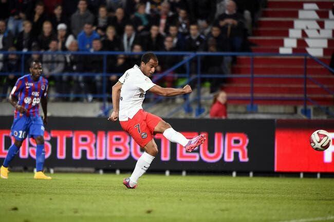 Le PSG chasse ses doutes à Caen