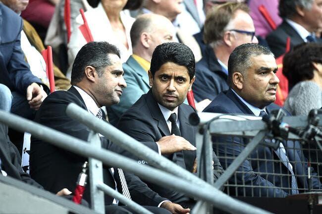 Al-Khelaïfi et Sadran nommés au CA de la LFP