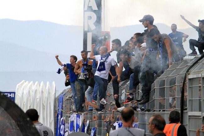 Après Bastia-OM, les interdictions de stade vont pleuvoir en L1