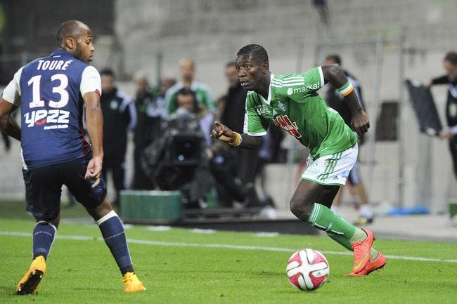 Officiel : L'ASSE prolonge Gradel jusqu'en 2017