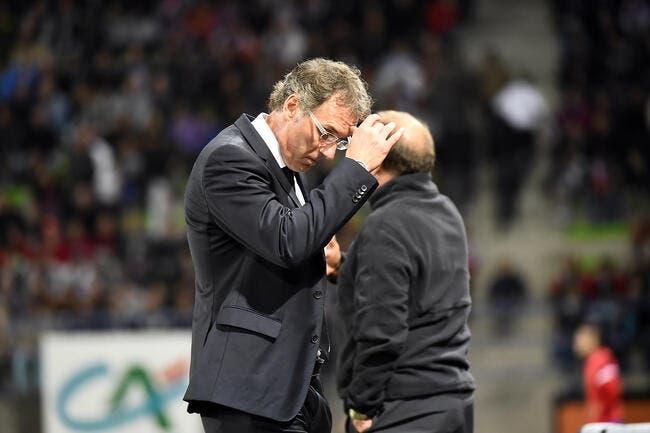 Parler de l'OM, ça énerve le coach du PSG