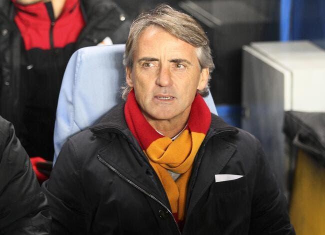 Mancini, première solution si Blanc saute au PSG