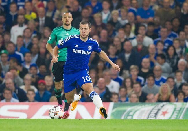 Mourinho trouve Hazard « trop lent »