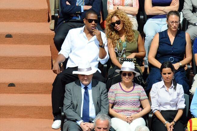 Beyoncé, Jay-Z et Beckham, PSG-Barça attire les peoples