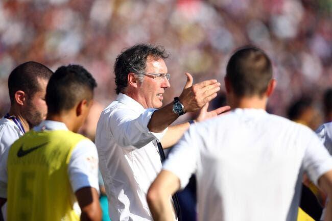 Dugarry ne croit plus trop à Laurent Blanc au PSG