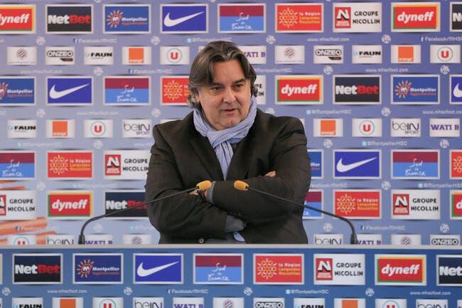 La Mosson ou la mousson, Nicollin flippe pour Montpellier