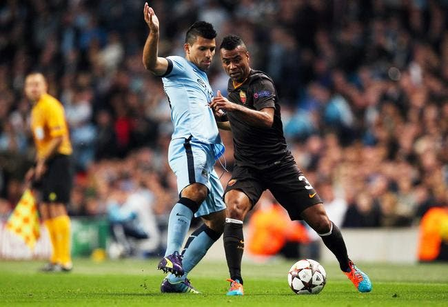 Manchester City – AS Roma 1-1
