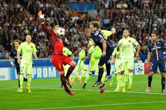 PSG – Barcelone : les compos