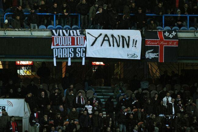 Cinq supporters du PSG seront jugés après la mort de Yann L.