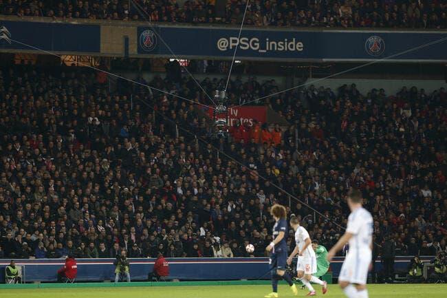 Le Parc, c'est cher mais populaire assure le PSG