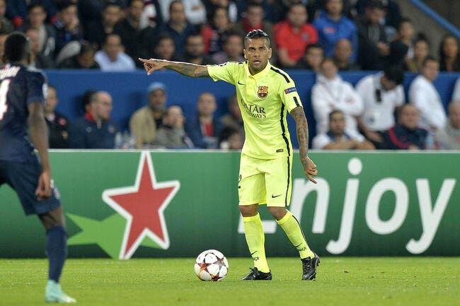 Daniel Alves au PSG, c'est non et on sait pourquoi
