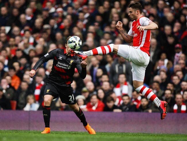 Arsenal - Liverpool : 4-1
