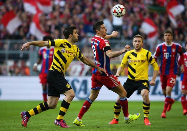 Dortmund - Bayern Munich : 0-1
