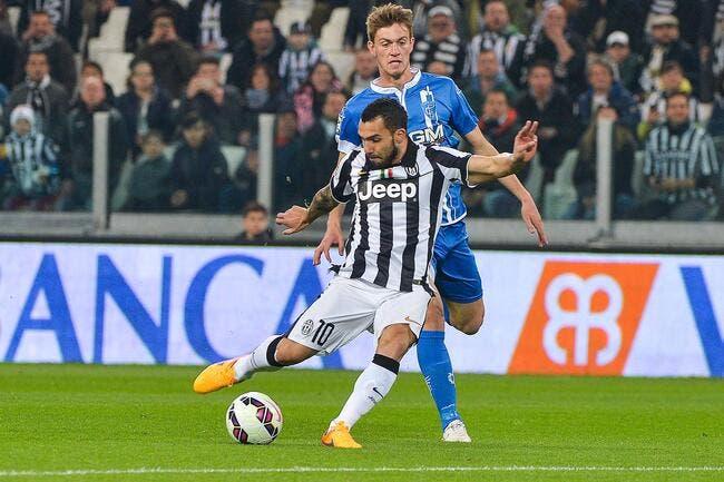 Juventus - Empoli : 2-0