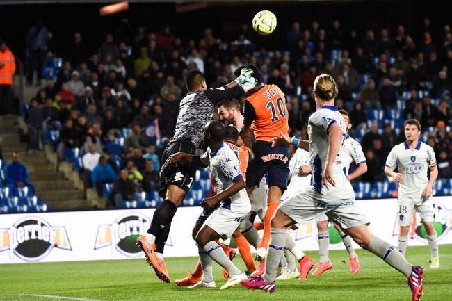 Montpellier presque embêté d'avoir 48 points