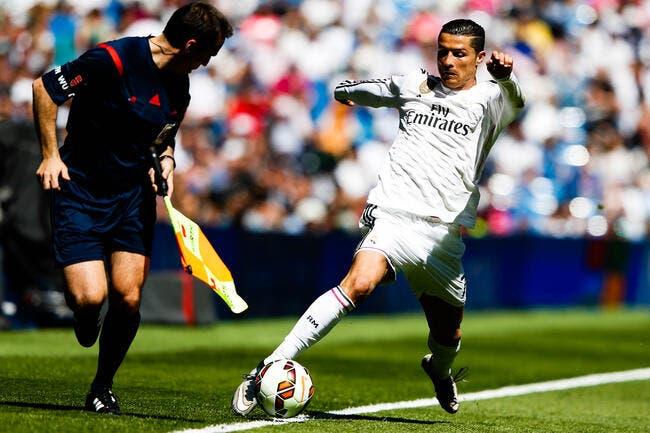Cristiano Ronaldo laisse Ancelotti (presque) sans voix