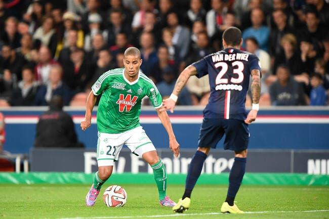L'ASSE parle de son match de l'année à Paris