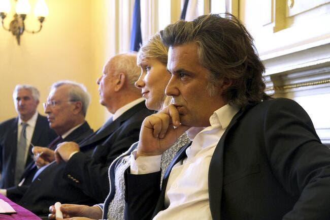 Labrune accuse Aulas de faire «du billard à l'envers»